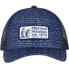Marmot Angles Trucker arctic navy